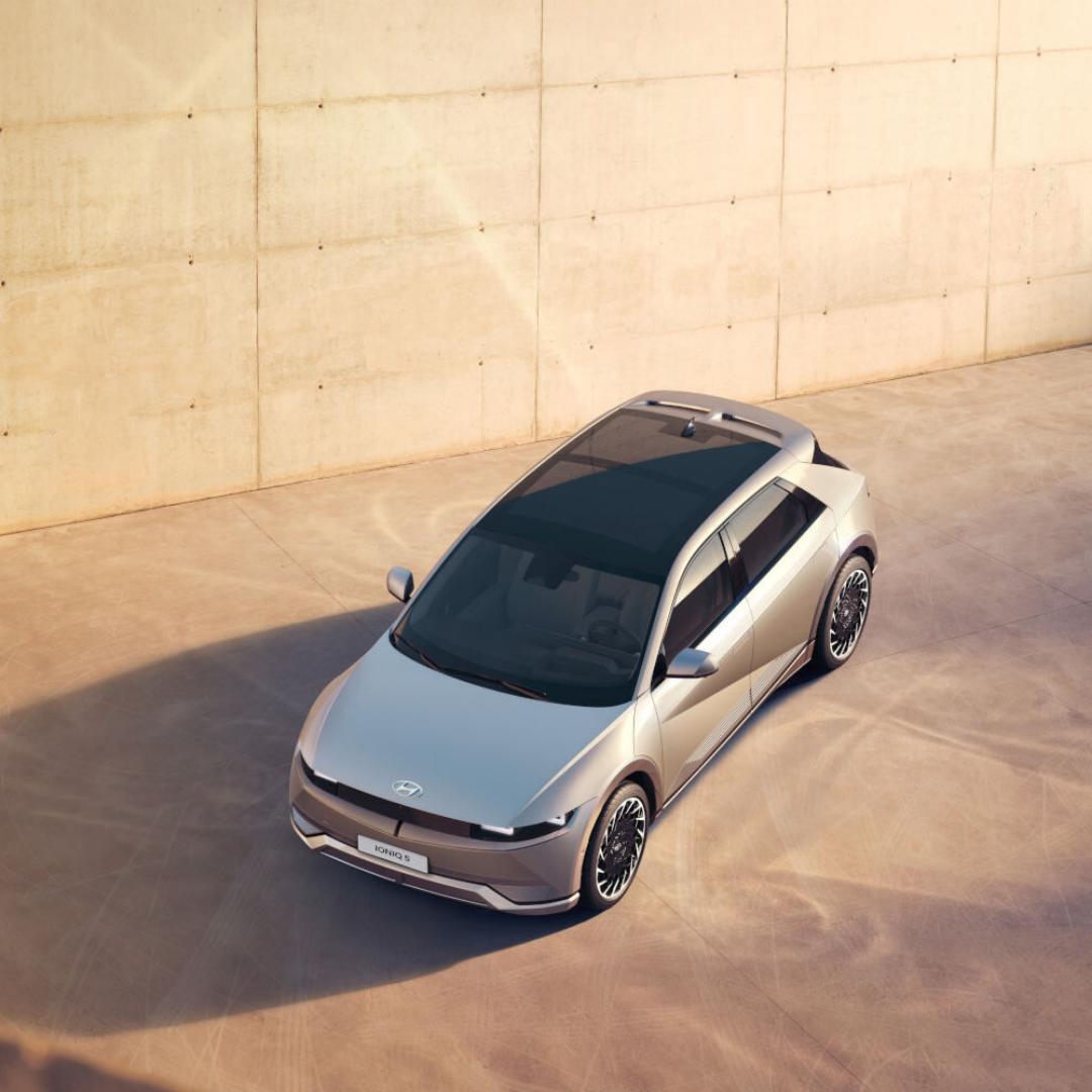 Disseny exterior Hyundai Ioniq 5